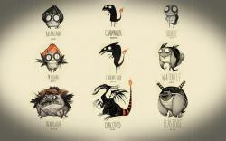 Pix for Gt Tim Burton Art Wallpaper 2560x1600px