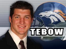 Former Gator QB Tebow signs with Broncos   WBRZ News 2 Louisiana : Baton Rouge, LA  