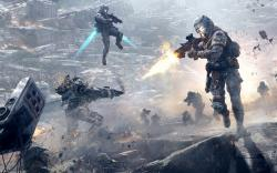 HD Wallpaper | Background ID:472499. 2560x1600 Video Game Titanfall