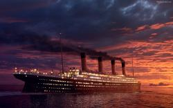 Titanic HD Wallpaper