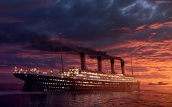Titanic HD Wallpaper