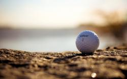 Titleist golf ball wallpaper