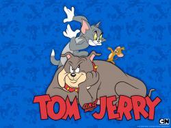 Tom, Jerry and Spike