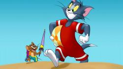 Tom And Jerry On Beach Wallpaper Images 6