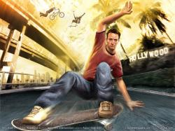 Rate this wallpaper: 1 2 3 4 5. Get more Tony Hawk's ...