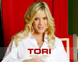Tori Spelling Wallpaper - Original size, download now.