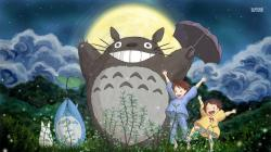 "Those other little guys are called ""chibi Totoro"", because ""chibi"" means ""small"", however usually when people say to ""Totoro"" they are referring to the big ..."