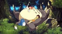 Totoro Wallpaper