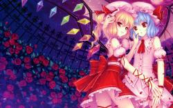 Anime Touhou Wallpaper #243056 - Resolution 1920x1200 px