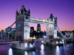 London Tower Bridge UK
