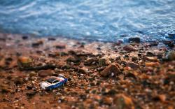 Toy Car Beach