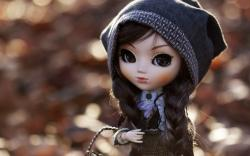 Toy Doll HD Wallpaper