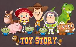 Toy Story 3 Cute Wallpaper Download Free
