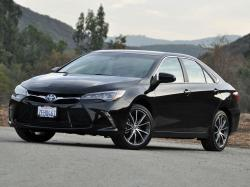 2015 Toyota Camry Test Drive Review