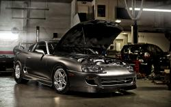 Toyota supra dragster