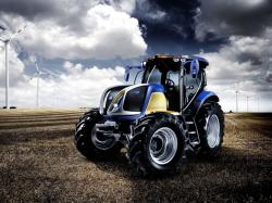 NH2 Tractor wallpaper 1024X768
