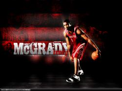 Tracy McGrady by ryancurrie ...