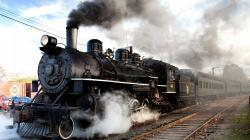 Train Engine HD Wallpapers