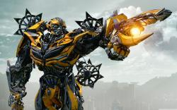 Transformers 4 Bumblebee HD Wide Wallpaper for Widescreen
