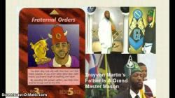 "Trayvon Martin's Father is ""Illuminati Grand Master Mason"" of the Boule Society!"