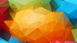 Abstract Triangle Background wallpapers