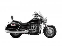 2013 Triumph Rocket III - photo gallery