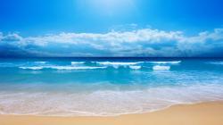 background tumblr beach