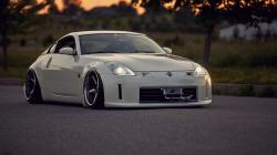 Nissan 350Z Tuning Front