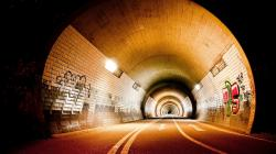 ... Tunnel Wallpaper ...