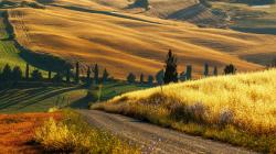 Tuscany valley wallpaper 1920x1200 Original · Tuscany valley wallpaper 1920x1080 1080p ...