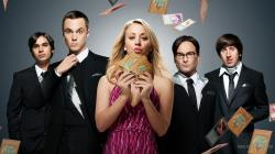 The Big Bang Theory - TV Show Wallpaper