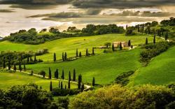 Umbria italy landscape
