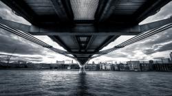 HD Under The Bridge wallpaper