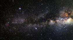 nature space universe sci fi science fiction nebula stars light spots dust wallpaper