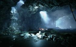 UE4 Effects Cave