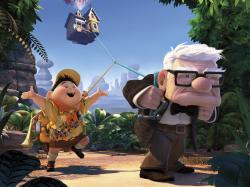"""UP"", Next FOLA movie in Ludlow Auditorium, Nov. 8 - Ludlow"