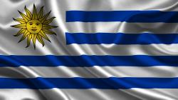 Uruguay Bandera Widescreen 2 HD Wallpapers