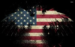 Usa flag 5 Wallpaper, free usa flag images, pictures download