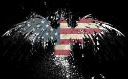 1920x1200 Eagles USA wallpaper