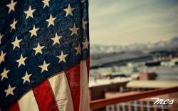 Marlboro Flag USA HD wallpaper