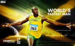ACE876 NEWS » Usain Bolt to attempt breaking his own world records in Rio 2016!