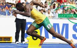 ... Usain Bolt ...