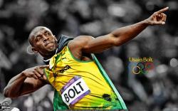 1920x1200 Sports Usain Bolt