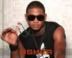 Usher Wallpaper - Original size, download now.
