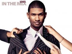 In the Mix Usher Wallpaper