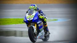 Valentino Rossi Race Wallpaper – MotoGP 2013