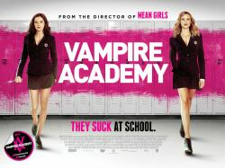 Two New 'Vampire Academy' TV Spots Released: Last Stand ...