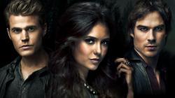 The Vampire Diaries wallpaper hd