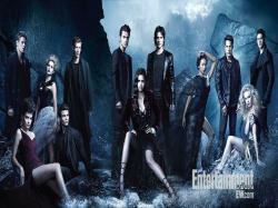 The Vampire Diaries ...