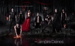 The Vampire Diaries Wallpaper